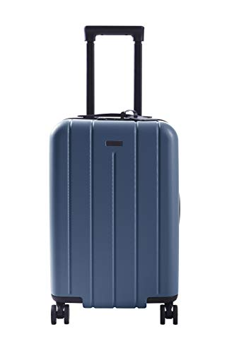 CHESTER Carry-On Luggage/22' Lightweight Polycarbonate Hardshell/Spinner...