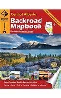 Backroad Mapbook: Central Alberta: Outdoor Recreation Guide by Trent Ernst (April 10 2008) (Backroads Mapbook Central Alberta compare prices)