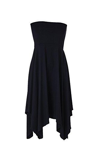 Robe Basic 30 Nachtblau Multistyle Sunflair Femme Rock Rqw01nxt