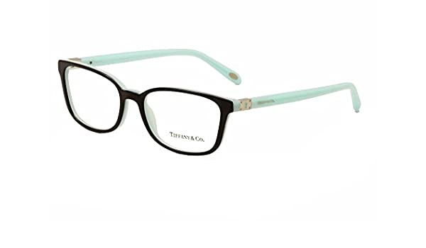0c9da910c23 TIFFANY Eyeglasses TF 2094 8055 Black Blue 54MM  Amazon.ca  Clothing    Accessories
