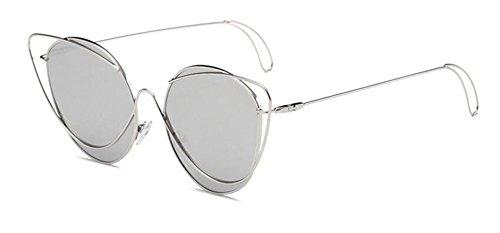 en Lennon du de métallique rond polarisées lunettes Mercure Comprimés cercle de vintage retro soleil style inspirées dPz87WIp7q