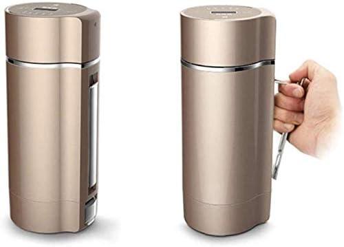 Mini Juicer automatique de lait de soja de soja Maker lait de haricots grains portable Moulin machine Blender blanc-nous Juicer bébé en acier inoxydable alimentaire 220v, e SKYJIE