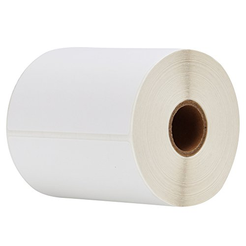 MFLABEL 20 Rolls of 250 4x6 Direct Thermal Blank Shipping Labels for