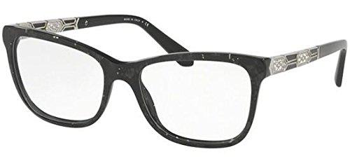 Bvlgari Women's BV4135B Eyeglasses Bvlgari Black (Mamba) 55mm