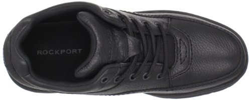 Rockport World Tour Classic  - Zapatos de cuero para hombre negro