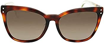Fendi Brown Shade Asia Fit Sunglasses