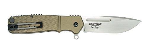Columbia River Knife and Tool K270GKP Homefront Pocket Knife