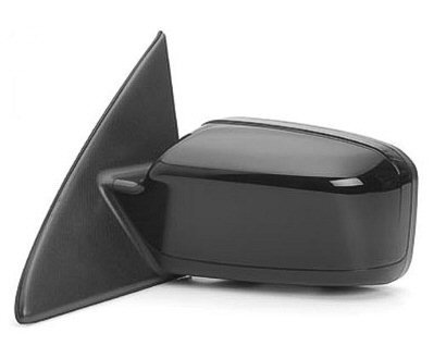 DRIVER SIDE DOOR MIRROR Ford Fusion, Mercury Milan POWER TEXTURED; WITH HEATED GLASS; WITHOUT PUDDLE LIGHT