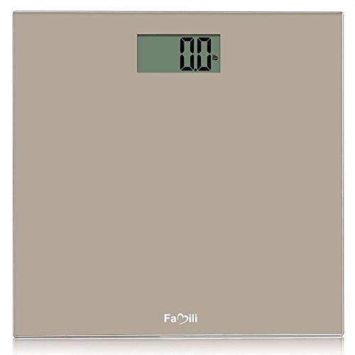 Famili-FM272BT-Digital-Bathroom-Body-Weight-Scale-400lbs180kg-Golden