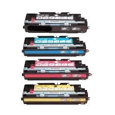 Ink Now Premium Compatible Combo Pack (all colors) for HP Toners Q2670A,Q2671A,Q2672A,Q2673A for Color LaserJet 3500, 3500N,3550, 3550N printers