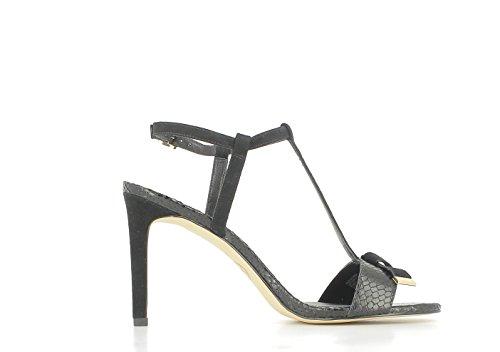Mk T Sandalias Rosie Sandals 37 Negro TqZ1RBwP