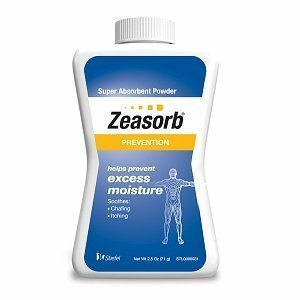 Zeasorb Excess Moisture 2 5 Pack