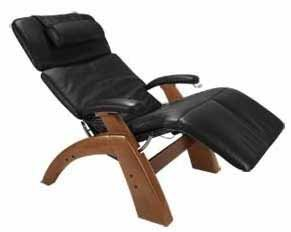 Charmant The Human Touch Power Electric Perfect Chair Recliner   PC95 / PC 095  Walnut Recline
