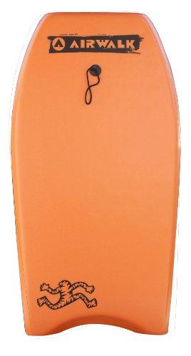 Airwalk Rocker Body board Orange, 37-Inch