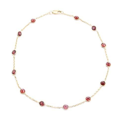 Sophia Fine Jewelry Garnet 10