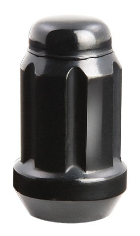 Gorilla Automotive 21123BC Small Diameter Acorn Black 5 Lug Kit (12mm x 1.25 Thread Size) - Pack of 20 by Gorilla Automotive (Image #2)