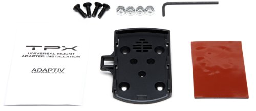 Adaptiv A-05-02 TPX Quick-Release Mount Plate