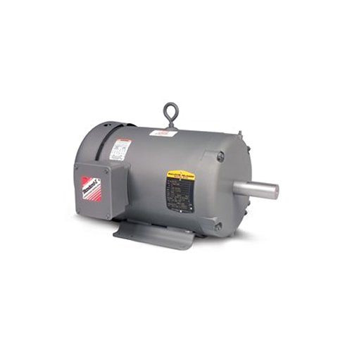 BALDOR M3537 56 Frames TEFC 3410M 3 Phase Enclosed Motors, F1, 3PH, 0.5 hp, 3450 rpm, 60 Hz by Baldor  B007ZQMU82