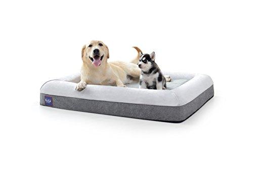 Laifug Orthopedic Memory Foam Large Sofa Pet/Dog Bed (43