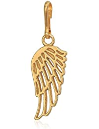Women's Wing Charm 14kt Gold Plated, Expandable