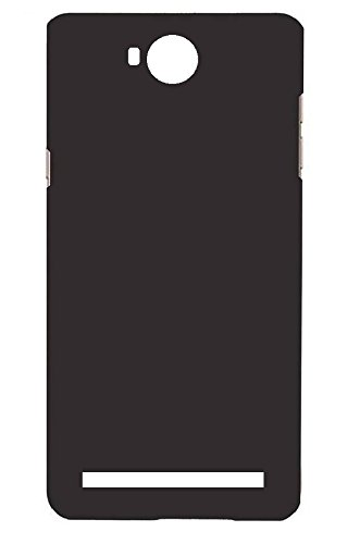 Carrywrap Black Back Cover For Lenovo A7700