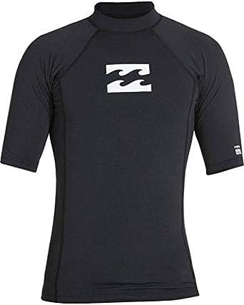 Billabong Mens All Day Wave Short Sleeve Wetshirt