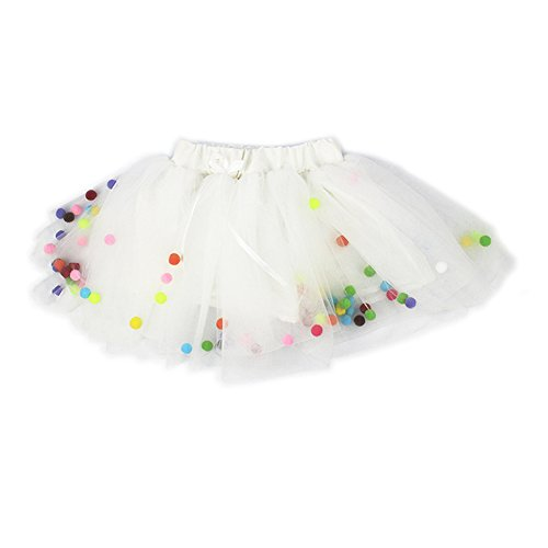 YOHA Infinity Baby Girls Tutu Dress Multi-Layer Tulle Balls Dress for Toddler (Spring Ball Dresses)