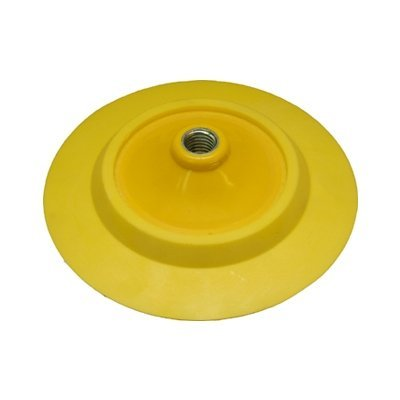 Lake Country - Hook & Loop Rotary Flexible Backing Plate - 6 Inch Diameter: Automotive