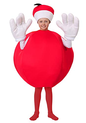 Child Apple Costume Standard -
