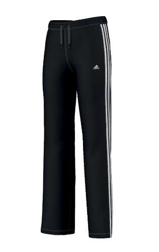adidas Mädchen Trainingshose YG Essentials Knit Pants OH Black/White