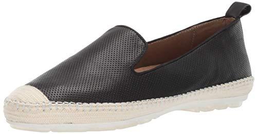 Blondo Women's Bella-P Shoe, Black Leather, 8.0 Medium US
