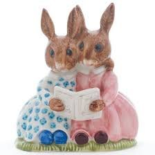 STORYTIME-Bunnykins By ROYAL DOULTON - UK MADE.