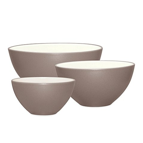 Colorwave 3-Piece Mixing Bowl Set in -
