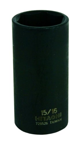 Hitachi 728526 3/8 by 15/16-Inch Deep Length Drive