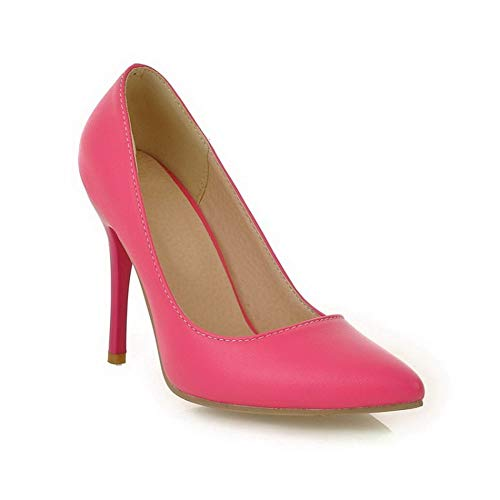 5 Sandales Rose Femme DGU00720 Compensées Rose 36 AN Rx4fqw