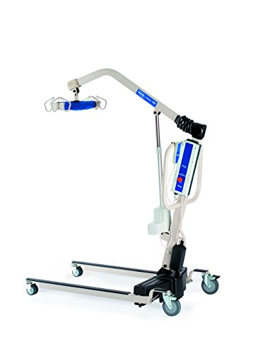 Invacare RPL450-2 Reliant 450 Battery-Powered Lift with Power-Opening Low Base
