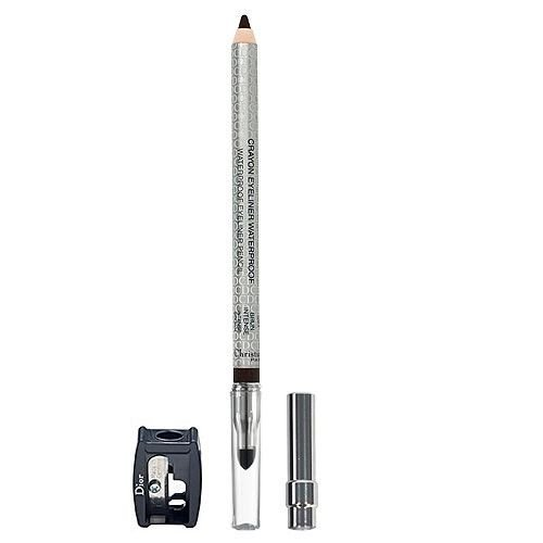 Christian Dior Long-wear Waterproof Eyeliner Pencil 594 Intense Brown NEW