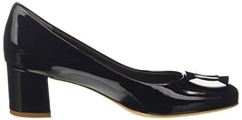 Calpierre Dh104-5059 - Zapatos de vestir de Piel para mujer turquesa