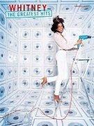 Whitney Houston - The Greatest Hits - P/V/G Songbook