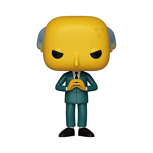 Funko - The Simpsons Mr Burns Figurina de Vinilo, Color (Funko FK33883)