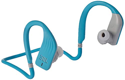 JBL Endurance Jump, Wireless in-Ear Sport Headphone with One-Button Mic/Remote - Teal