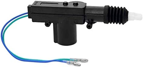 Car Heavy Duty 2-wire Door Lock Actuator For Remote Control Security System C5H5