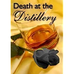 Red Herring Games Death at the Distillery - Murder Mystery Game for 12 players