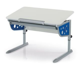Kettler Schreibtisch Logo Plus Ii Weißblausilber Amazonde Küche
