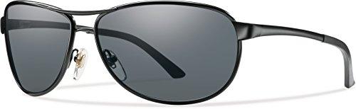 (Smith Optics Elite Gray Man Tactical Sunglass, Matte Black)