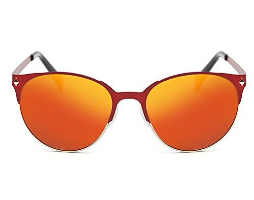 GUGGE Explosion Models Colorful Polarized - Sunglasses Review Ironman