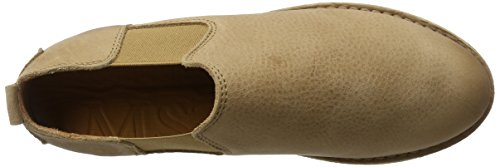Amsterdam Chelsea Light Stivali Brown Donna Boot Shabbies Beige Shabbies Halbschuhe f4Hdfw