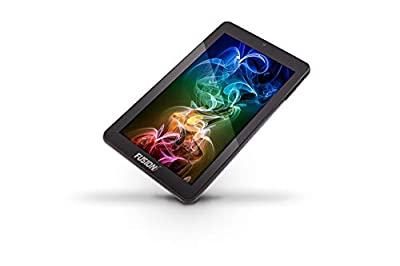 """Fusion5 7"""" Android 8.1 Oreo Tablet PC - (Google Certified, 1GB RAM, 16GB Storage, WiFi, BT, HDMI, A-GPS, 1024600 IPS Screen, Dual Cameras, F704B Model, Android Touch Screen Tablet PC)"""