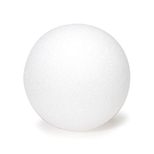 STYROFOAM MPBA8S-6 Ball 8 INCHES, Multicolor ()