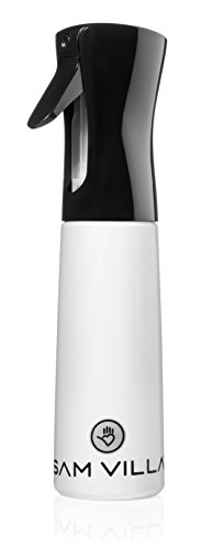 Sam Villa Continuous Mist Spray Bottle, 3.6 (Professional Spray Bottle)